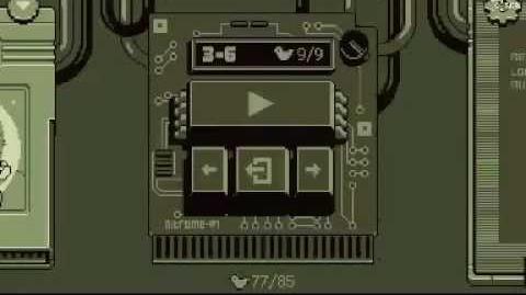 8bit Doves - level 3-6 (all doves)