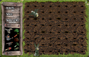 Vege-Mania Game Screen