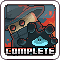 Test Subject Complete icon