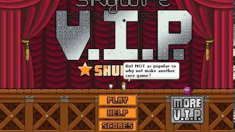 Skywire VIP Shuffle