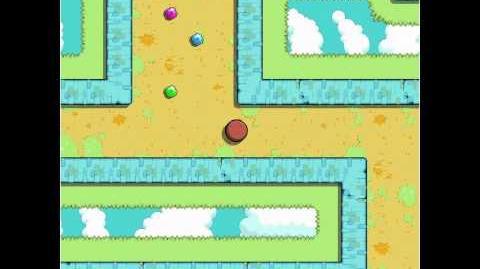 Fluffball - level 1 (all gems) keyboard