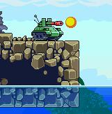 Tank, sublomok