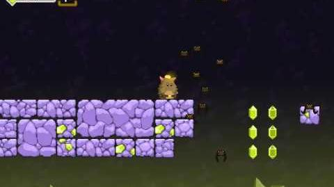 Cave Chaos level 8