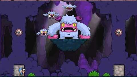 Nitrome - Frost Bite 2 - Level 10 Final Boss