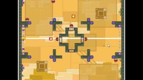 Plunger - level 18