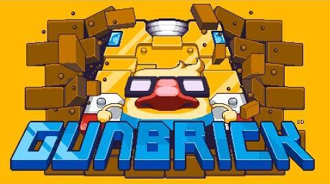 Nitrome Gunbrick - Coming to Mobile!