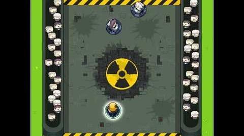 Bump Battle Royale - level 5 gameplay