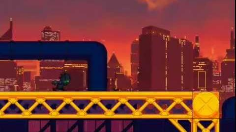 Final Ninja - level 9