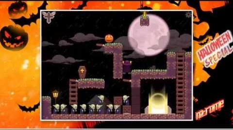 Nitrome Turn-Undead Level 18 with Cross