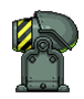 Cannon Robot (Stand) 1