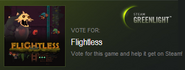 VoteFlightlessWidget
