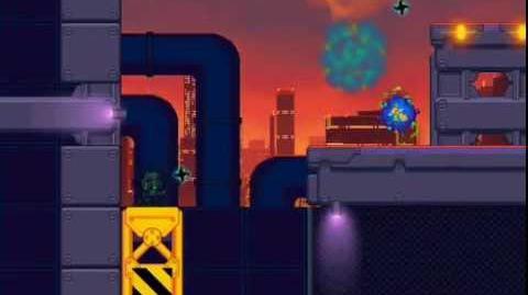 Final Ninja - level 2