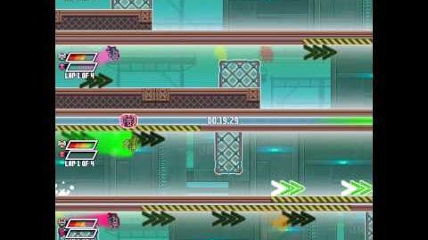 Rush - Level 8 (100cc)