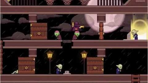 Turn Undead - level 13 cross