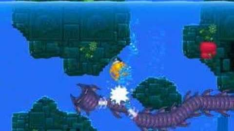 Nitrome aquanaut last level