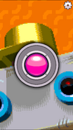 BBR Touchy yellow robot