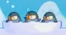 Penguin babies