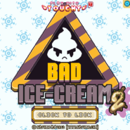 Bad Ice-Cream 2 menu