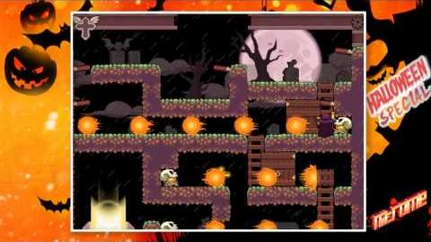 Nitrome Turn-Undead Level 11 with Cross
