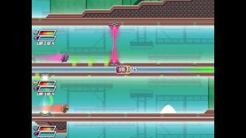 Rush - Level 4 (100cc)