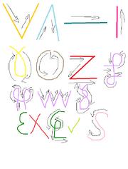 Symbol hints