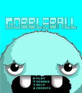 Gobbleball menu