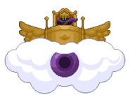 King cloud (NML!)