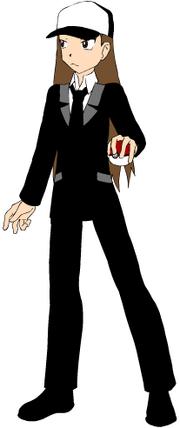 CaptainBusiness67 Pokemon Trainer (Business Attire) 2