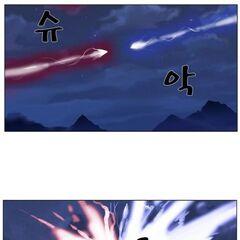 The clash of titans.