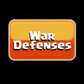 War defenses