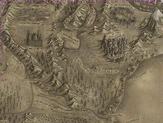 Mosslands-Map