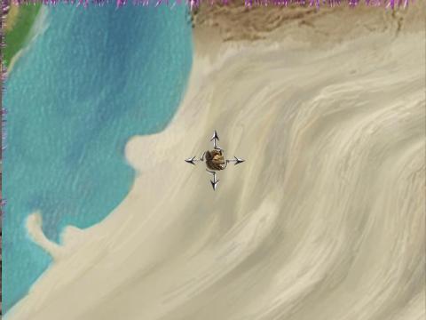 Desert Dunes Boss
