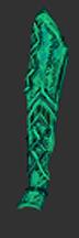 Rock Emerald Legging