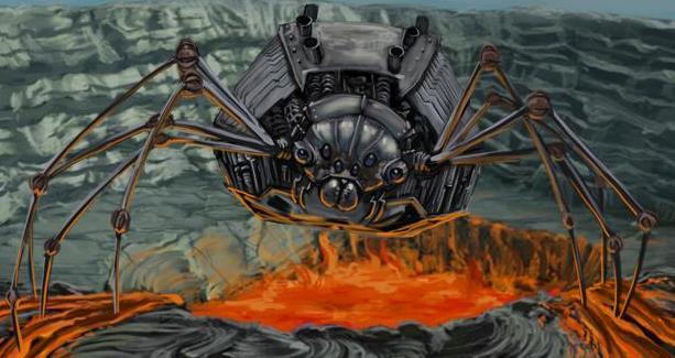 File:Metallic Arachnid.jpg