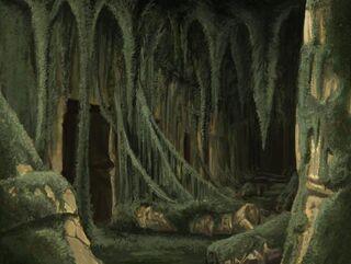 Moss Dungeon Level 1-Main