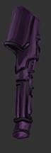 Reinforced Chaos Skin Legging