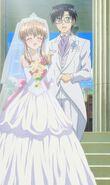 Yuuto and Haruka Married