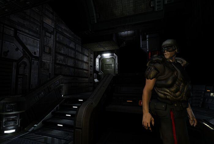 Doom 3 No Hud