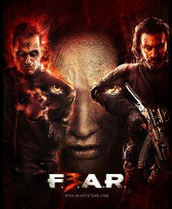 Fear 3 Promo Art