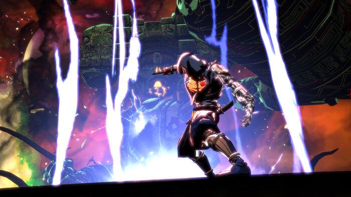Yaiba- Ninja Gaiden Z No Hud