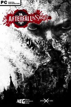 Afterfall Insanity box art
