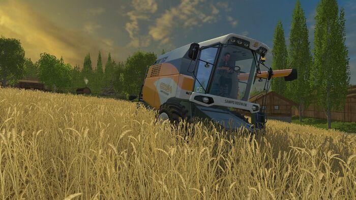 Farming Simulator 2015 No Hud