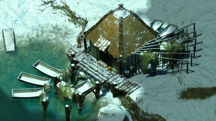 Icewind Dale- Enhanced Edition No Hud