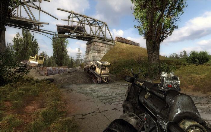 STALKER- Shadow of Chernobyl No Hud