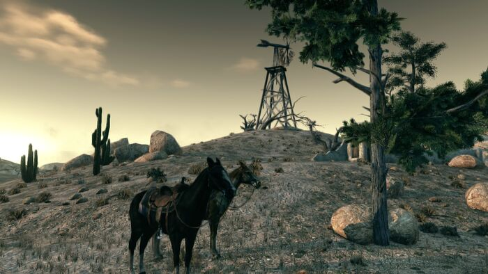 Call of Juarez- Bound in Blood No Hud