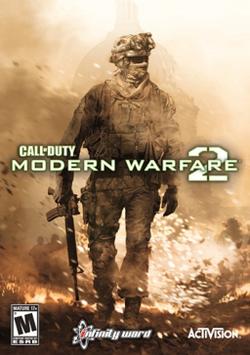 256px-Modern Warfare 2 cover