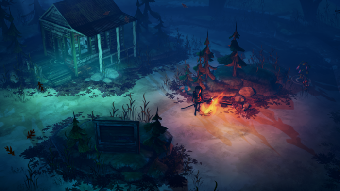 The Flame in the Flood No Hud