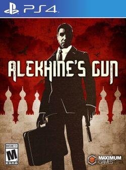 Alekhines gun cover