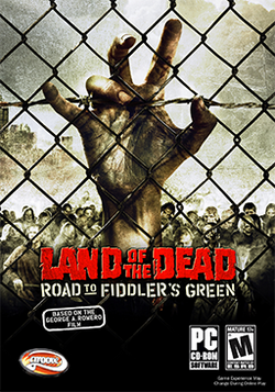 Land of the Dead - Road to Fiddler's Green Coverart