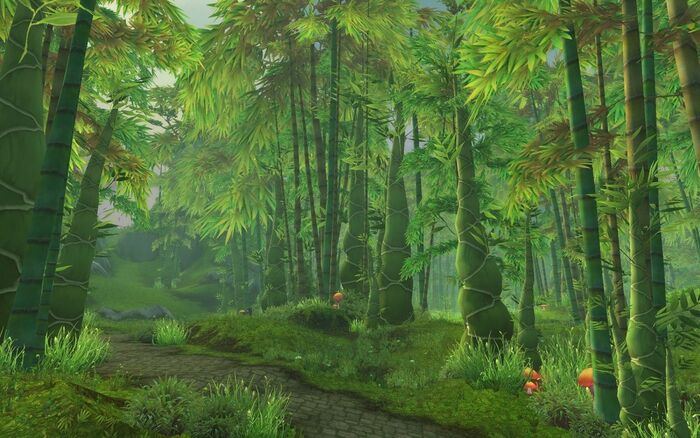 World of Warcraft No Hud